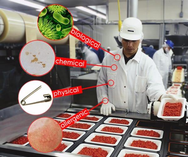 equipos de lavanderia industrial para la industria alimentaria